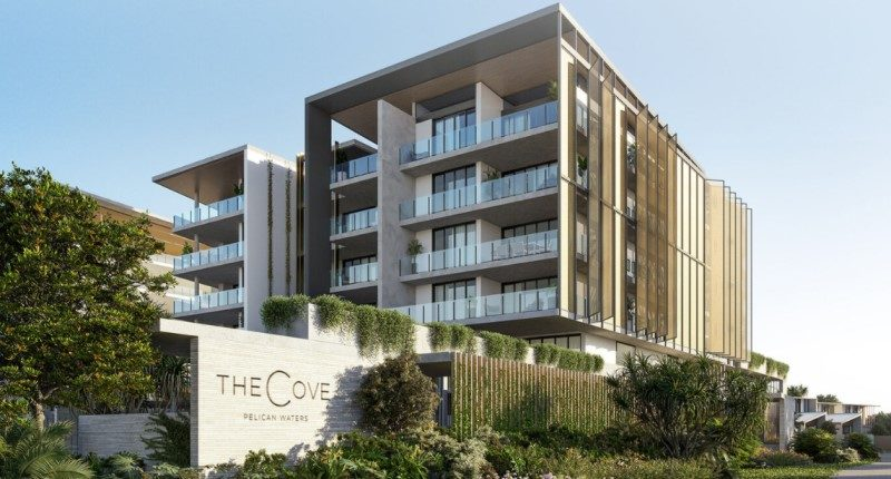 The Cove, Pelican Waters