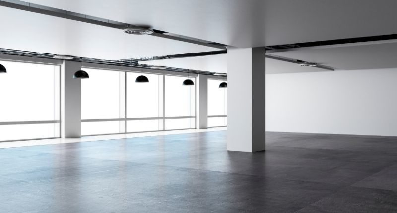 empty offices